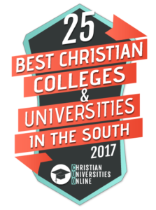 about best private liberal arts universities in the south union