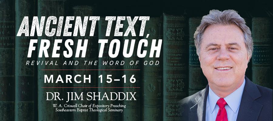2019 Spring Bible Conference | Ryan Center for Biblical Studies
