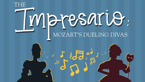 Image result for Mozart The Impresario