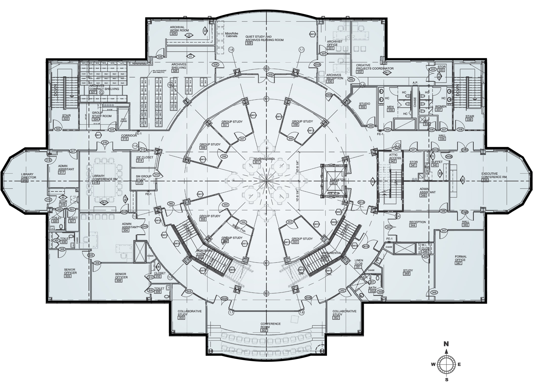 Wardson Construction Floor Plans: Open The Doors: Completing Union's New
