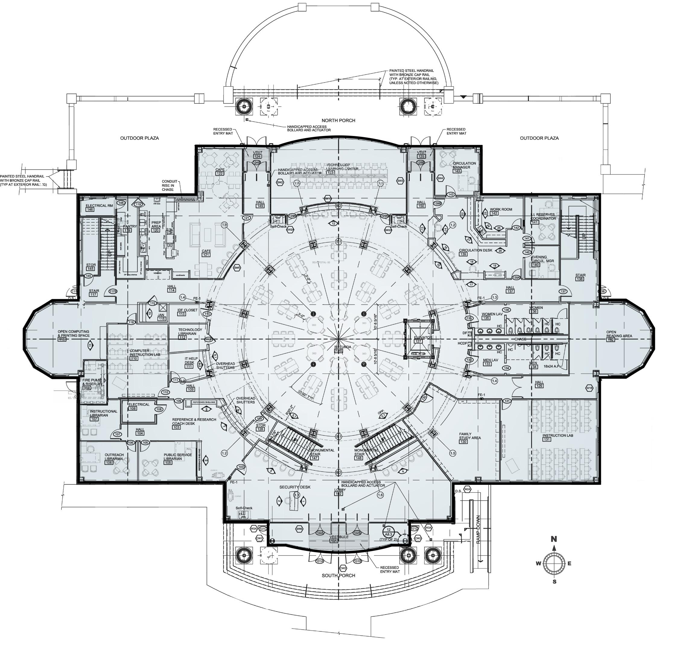 Floor Plans | Open The Doors
