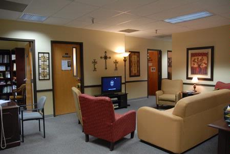Union university admissions located in the hyran e barefoot student union building photo