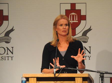 BBC's Kay encourages students to use passports - News