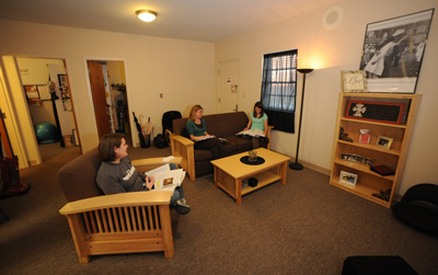 The Quads Housing Options Residence Life Student