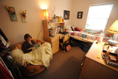 The Quads Housing Options Residence Life Student Life Union University A Christian College In Tennessee